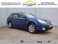 USED 2012 61 SUBARU OUTBACK 2.5 I SE 5d AUTO 167 BHP Full Service History + Leather 0% Deposit Finance Available