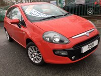 2011 FIAT PUNTO EVO 1.2 MYLIFE 3d 68BHP £3290.00