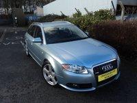 2006 AUDI A4 2.0 TDI S LINE 5d 140 BHP £3988.00