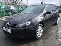 USED 2012 62 VOLKSWAGEN GOLF 1.6 MATCH TDI 5d 103BHP 2KEYS+HISTORY+30 ROAD TAX+