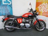 2013 TRIUMPH BONNEVILLE 865cc BONNEVILLE 865  £5390.00