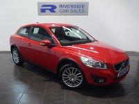 2012 VOLVO C30 2.0 SE LUX 3d 143 BHP £8000.00