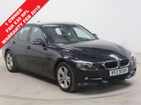 USED 2015 64 BMW 3 SERIES 2.0 318D SPORT 4d 141 BHP ***1 Owner, Full Service History, £30 Road Fund Licence,  Air Conditioning, Bluetooth and Balance of BMW Warranty until February 2019***