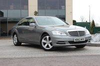 2012 MERCEDES-BENZ S CLASS S350 CDI BLUETEC 3.0 4d AUTO £14749.00