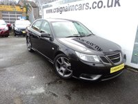 USED 2009 59 SAAB 9-3 2.0 AERO XWD 4d AUTO 210 BHP One Private Owner 45000 Miles Very Rare Car