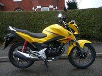 2017 HONDA GLR 125cc GLR 125 1WH-F  £1995.00