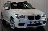 2012 BMW X1 2.0 XDRIVE18D M SPORT 5d 141 BHP £11790.00
