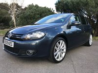 USED 2009 09 VOLKSWAGEN GOLF 2.0 GT TDI 5d 138 BHP GOLF GT TDI WITH FSH SPORTY BUT ECONOMICAL TO TAX RUN AND INSURE