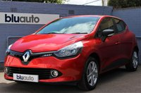 2016 RENAULT CLIO 1.1 PLAY 16V 5d 73 BHP £8200.00