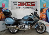 USED 2007 07 HONDA NT 700 V DEAUVILLE 700cc COMMUTING TOURING