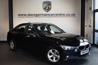 2014 BMW 3 SERIES 2.0 320D EFFICIENTDYNAMICS 4DR 161 BHP £10640.00
