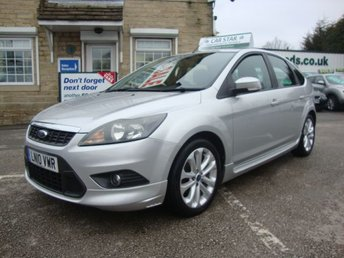 2010 FORD FOCUS 1.6 ZETEC S 5DR ( 1 OWNER + 6 X FORD STAMPS ) £5989.00