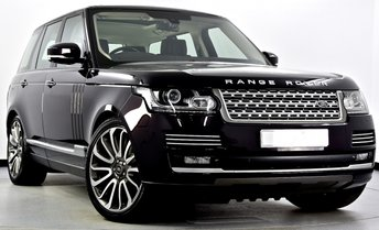 2014 LAND ROVER RANGE ROVER 3.0 TD V6 Autobiography 4X4 (s/s) 5dr  £51995.00
