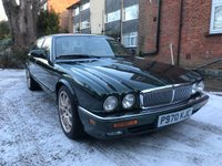 1997 JAGUAR XJ 3.2 6 EXECUTIVE 4d AUTO 216 BHP £2495.00