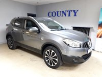 USED 2012 62 NISSAN QASHQAI 1.5 N-TEC PLUS DCI 5d 110 BHP * HUGE SPEC * 360 CAMERA *