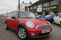 2013 MINI CLUBMAN 1.6 ONE 5d AUTO 98 BHP £9995.00