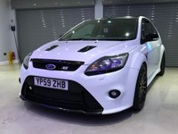 2009 FORD FOCUS 2.5 RS 3d 300 BHP