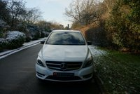 USED 2013 63 MERCEDES-BENZ B CLASS 1.6 B180 BLUEEFFICIENCY SPORT 5d AUTO 122 BHP