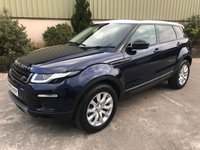 USED 2016 65 LAND ROVER RANGE ROVER EVOQUE 2.0 TD4 SE TECH 5d AUTO 177 BHP PAN ROOF, AUTO, LEATHER, SAT NAV, PRIVACY
