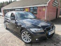 2012 BMW 3 SERIES 318D SE TOURING 5dr SAT NAV/LEATHER £6490.00