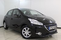 USED 2012 62 PEUGEOT 208 1.2 ACTIVE 5DR 82 BHP FULL SERVICE HISTORY + BLUETOOTH + CRUISE CONTROL + MULTI FUNCTION WHEEL + AIR CONDITIONING + DAB RADIO + 15 INCH ALLOY WHEELS