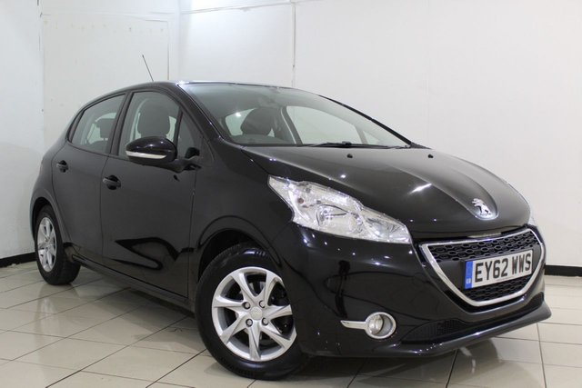 View our 2012 62 PEUGEOT 208 1.2 ACTIVE 5DR 82 BHP
