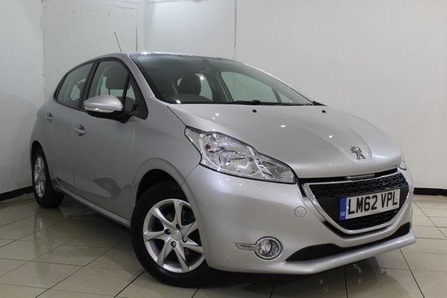 View our 2012 62 PEUGEOT 208 1.0 ACTIVE 5DR 68 BHP