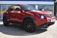 USED 2012 12 NISSAN JUKE 1.6 KURO DIG-T 5d 190 BHP THE CAR FINANCE SPECIALIST