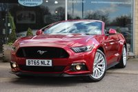 2015 FORD MUSTANG 5.0 GT 2d 410 BHP £32000.00
