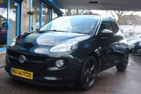 USED 2014 14 VAUXHALL ADAM 1.2 SLAM 3dr 69 BHP 2 OWNERS | SERVICE HISTORY | FINANCE AVAILABLE