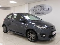USED 2009 59 MAZDA 2 1.3 TAMURA 3d 84 BHP IMMACULATE CONDITION, MOT 4.10.2018