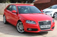 USED 2009 09 AUDI A3 1.6 MPI S LINE 3d 101 BHP **** OUTSTANDING CONDITION ****