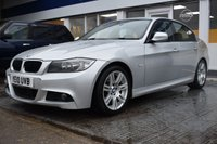 USED 2010 10 BMW 3 SERIES 2.0 318D M SPORT 4d AUTO 141 BHP THE CAR FINANCE SPECIALIST