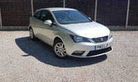 USED 2013 13 SEAT IBIZA 1.4 SE 3dr Air Con & Alloy Wheels