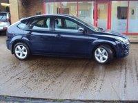 2008 FORD FOCUS 1.8 ZETEC TDCI 5d 115 BHP £2999.00