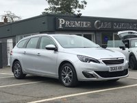 USED 2015 65 PEUGEOT 308 1.6 BLUE HDI S/S SW ALLURE 5d 120 BHP