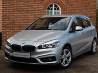 USED 2014 64 BMW 2 SERIES 1.5 218I LUXURY ACTIVE TOURER 5d 134 BHP