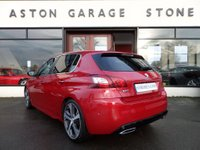 USED 2016 65 PEUGEOT 308 2.0 BLUE HDI S/S GT 5d AUTO 180 BHP **HUGE SPEC** ** FULL PEUGEOT SERVICE HISTORY **
