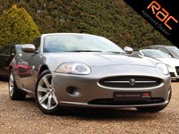 USED 2007 S JAGUAR XK 4.2 COUPE 2d AUTO 294 BHP