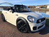 USED 2010 10 MINI CONVERTIBLE 1.6 COOPER 2d 120 BHP **FULL JCW BODYKIT, LEATHER**