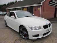 2012 BMW 3 SERIES 320D M SPORT 2dr £11490.00