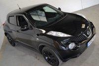 2012 NISSAN JUKE 1.5 TEKNA DCI 5d 110 BHP £7990.00