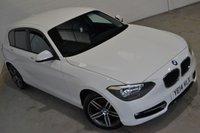 2014 BMW 1 SERIES 1.6 116I SPORT 5d 135 BHP £10300.00