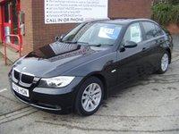 2006 BMW 3 SERIES 2.0 320D SE 4d 161 BHP £5195.00
