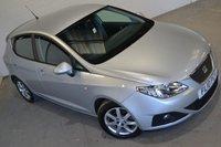 2010 SEAT IBIZA 1.4 ECOMOTIVE TDI 5d 79 BHP £4500.00