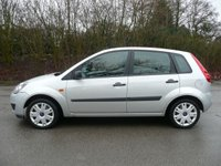 2007 FORD FIESTA 1.4 STYLE CLIMATE 16V 5d 78 BHP £1995.00