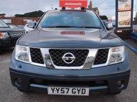 2007 NISSAN PATHFINDER 2.5 AVENTURA DCI 5d AUTO 169 BHP £6995.00