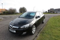 2011 VAUXHALL ASTRA 1.6 SRI 5d Alloys,Air Con,F.S.H £3995.00