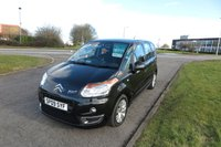 USED 2009 09 CITROEN C3 PICASSO 1.6 PICASSO VTR PLUS HDI 5d 90 BHP Alloys,Air Con,Cruise,Full History
