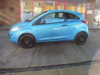 USED 2009 58 FORD KA 1.2 STUDIO 3d 69 BHP